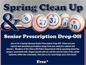 Senior Drug Drop-off