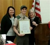 Jeffrey Haaz Eagle Scout