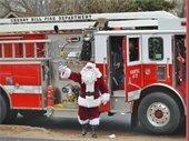CH Fire Department - Santa
