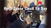 Open Space Clean Up Day