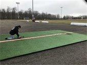 Turf Fields Installation