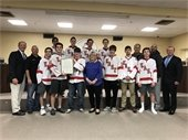 JVC Hockey Team