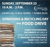 Shredding & Recycling Event